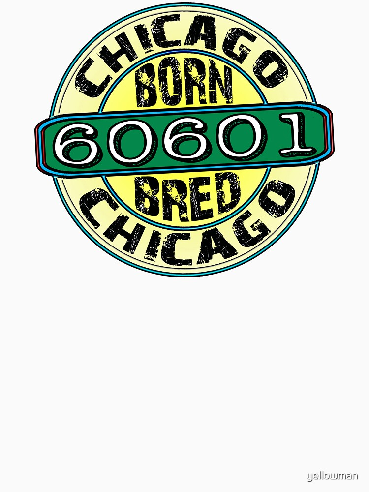 Chicago 60601 by yellowman