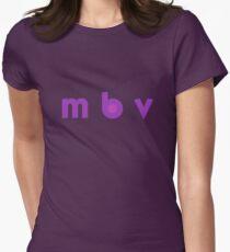 m b v Women's Fitted T-Shirt