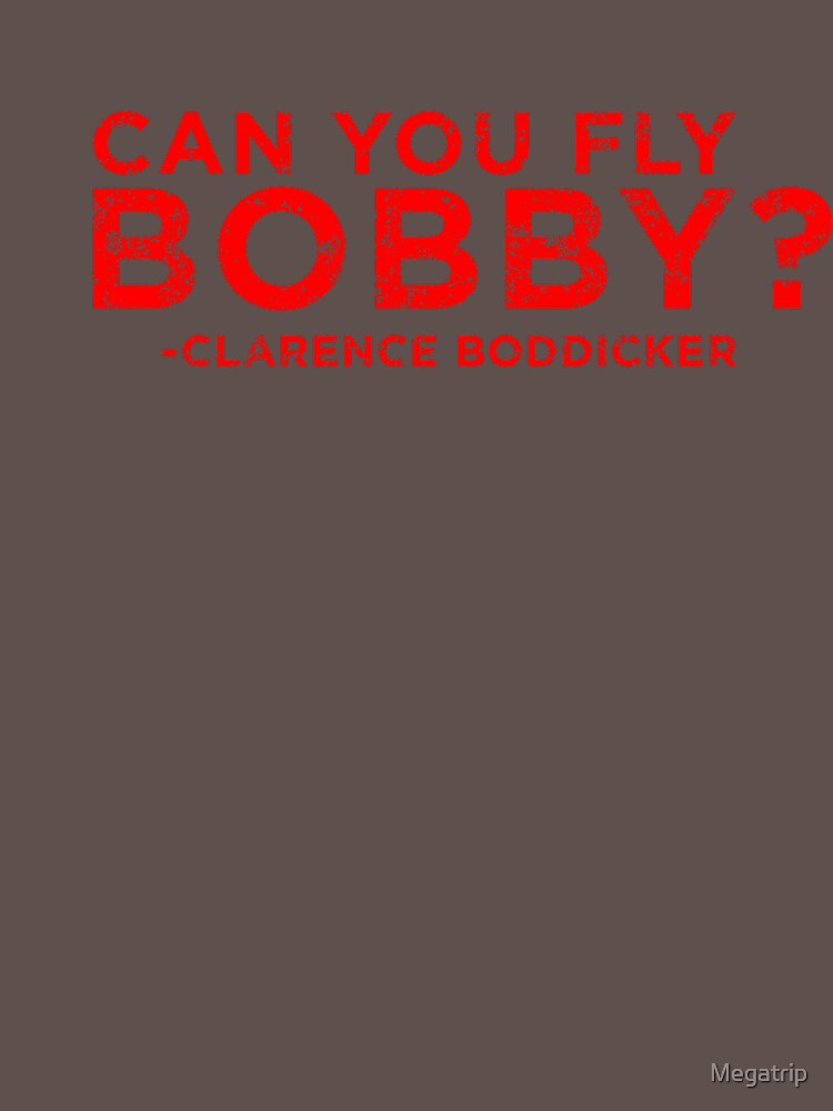 Can You Fly Bobby? by Megatrip
