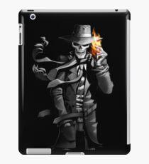 Vinilo o funda para iPad Skulduggery Pleasant