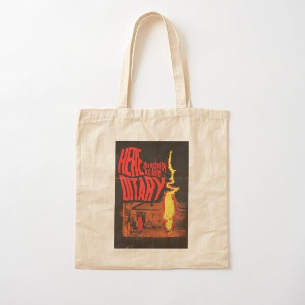 Hereditary  Cotton Tote Bag