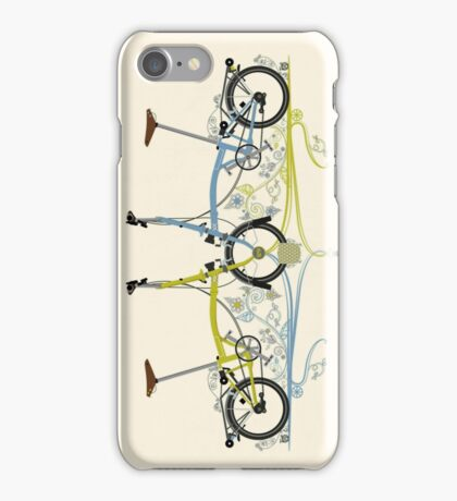 Brompton Bicycle iPhone Case/Skin