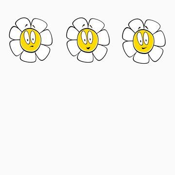 daisy tee by bergy