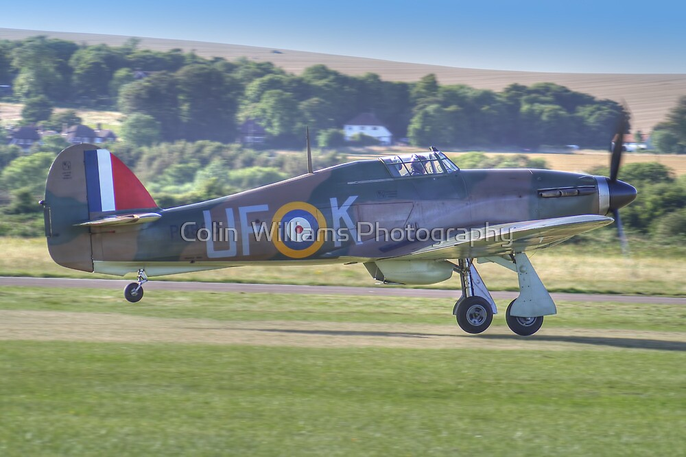 Hurricane Scramble - Shoreham 2013 !! by Colin  Williams Photography