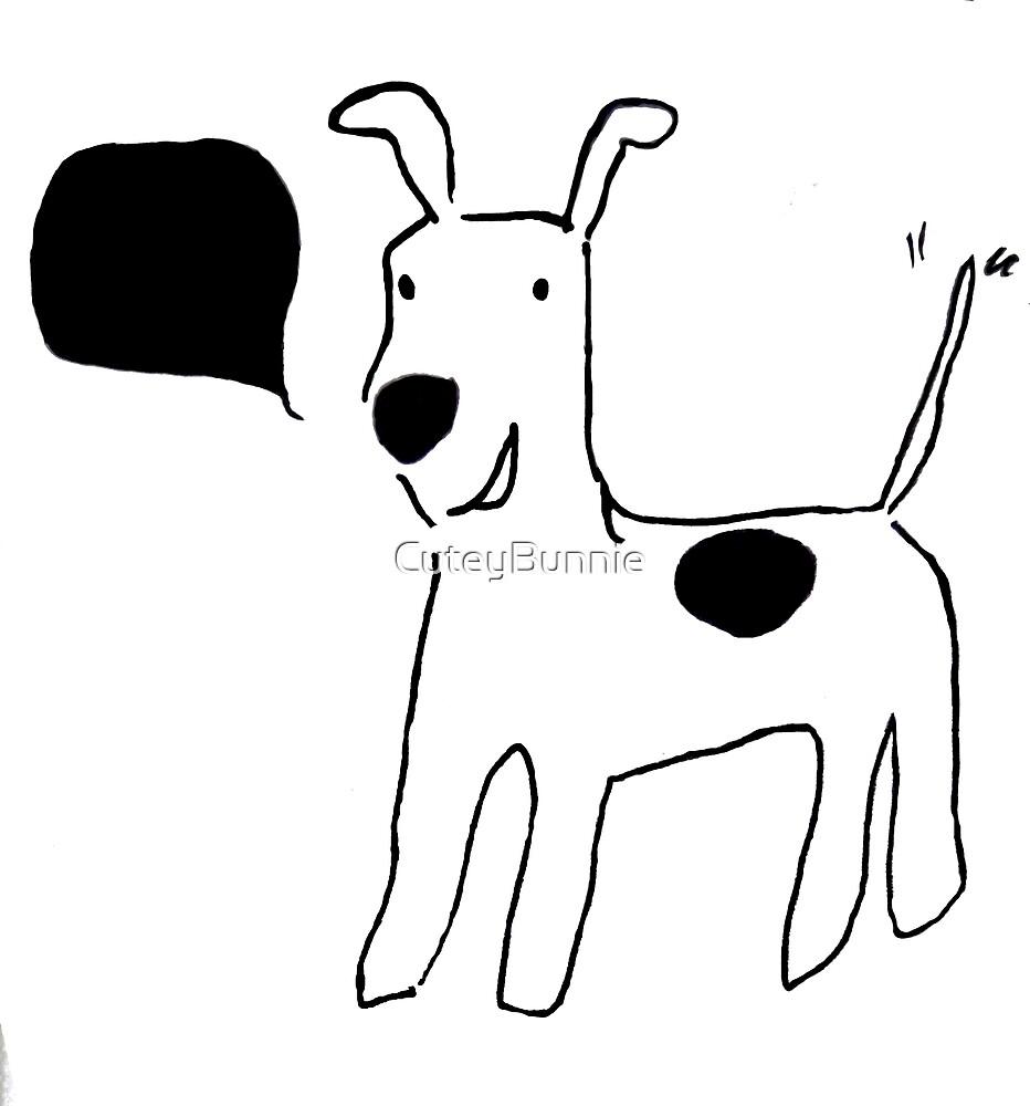 Dog Bradley Scrappy by CuteyBunnie