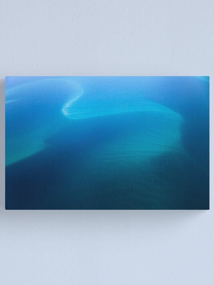 Alternate view of Moreton Bay Canvas Print