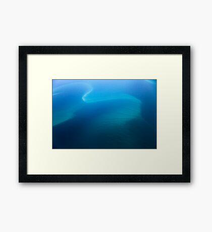 Moreton Bay Framed Print