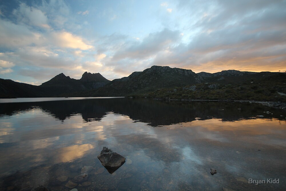 Cradle Mountain 1 by Bryan Kidd
