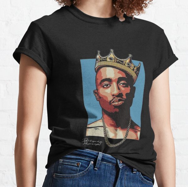 Don't let anyone rule you, Rule your own kingdom! Classic T-Shirt