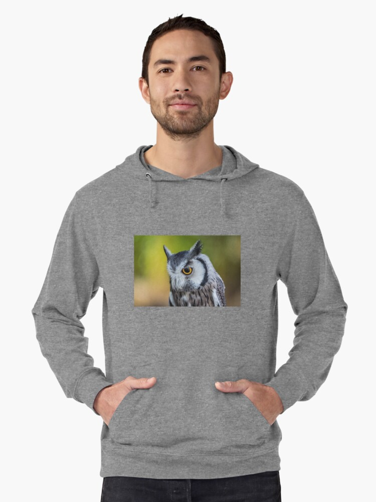 Old One Eye Lightweight Hoodie Front