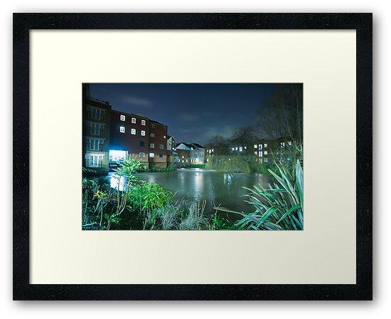 Barton Mill by Jim Titheridge