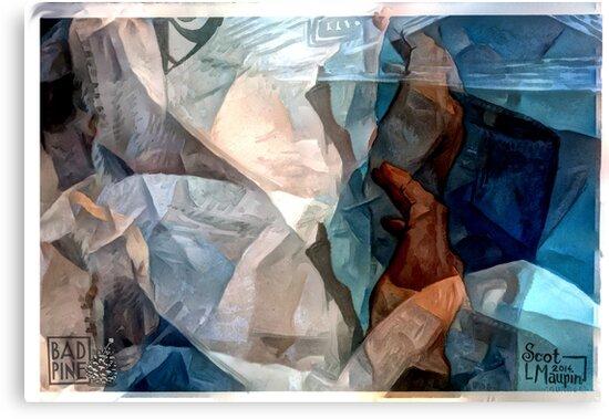 Kimura - Abstract by BadPine