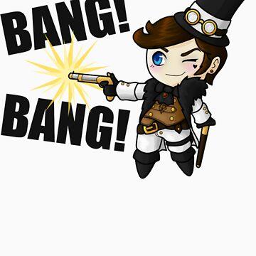 Bang Bang Reaver by sweettartslover