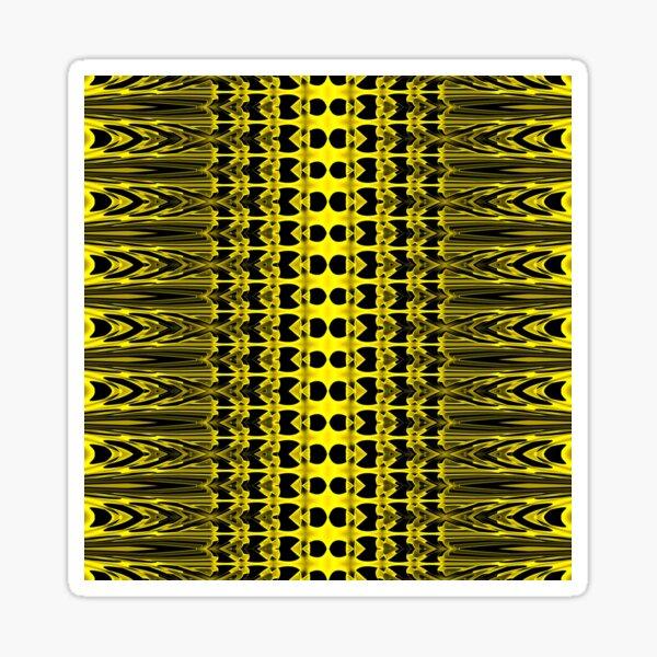 Golden Fencing  Sticker