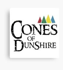 Cones Of Dunshire Canvas Print
