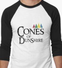 Cones Of Dunshire Men's Baseball ¾ T-Shirt