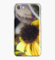 Sunflower for Miss Janice iPhone Case/Skin