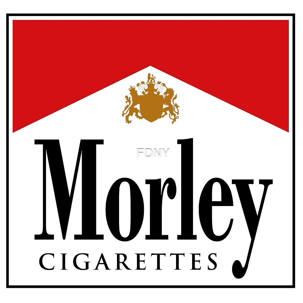 Morley Cigarettes by FDNY