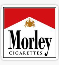 Morley Cigarettes Sticker