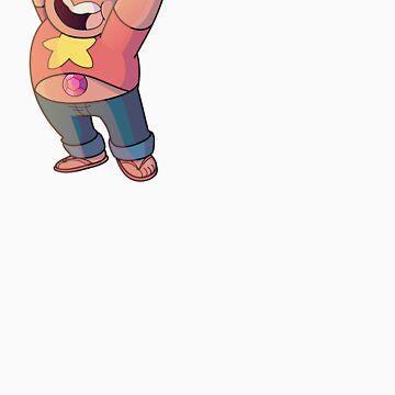 Steven Universe: Steven Sticker by shaebeagle