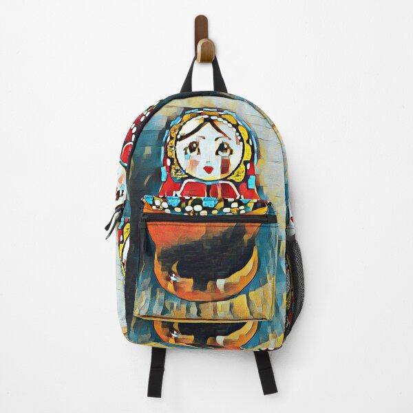 Babushka/Matryoshka doll Backpack