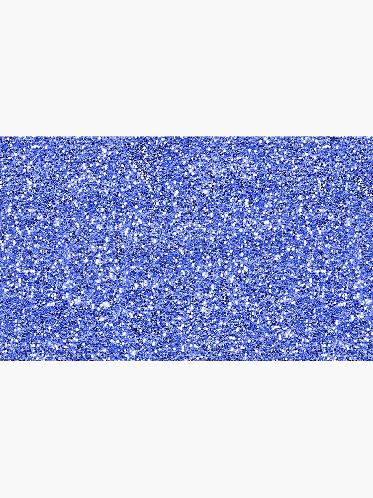Blue glitter background on to by starchim01