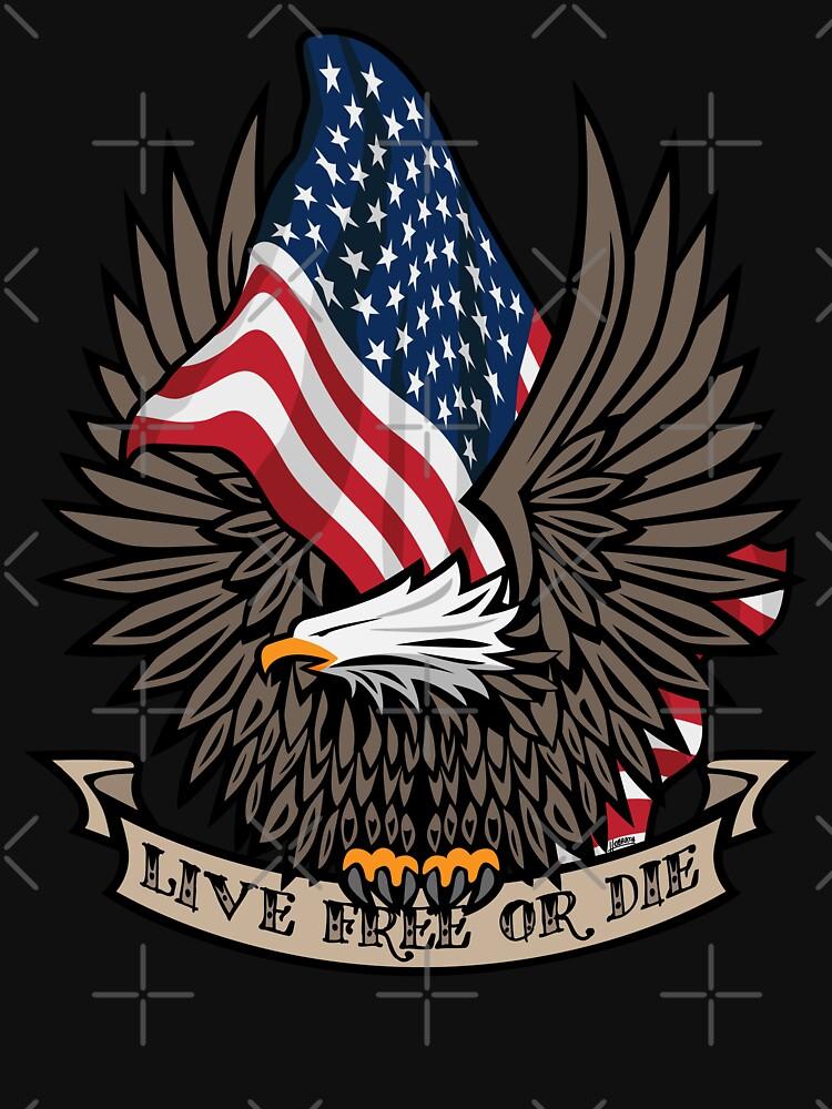 Live Free or Die by hobrath