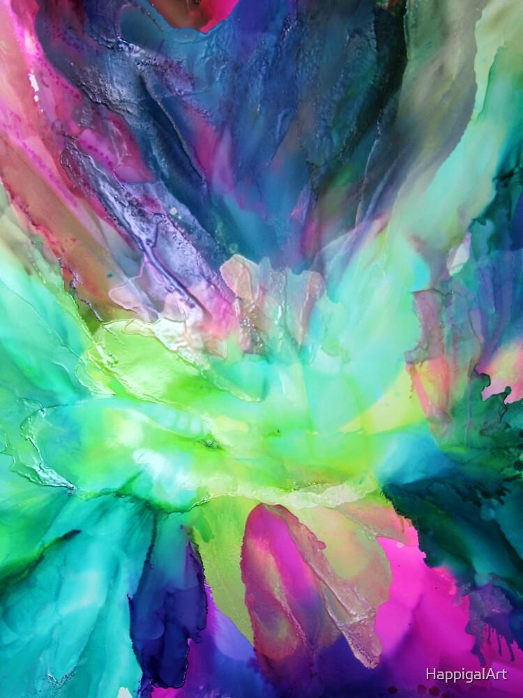 Eden Lotus by HappigalArt
