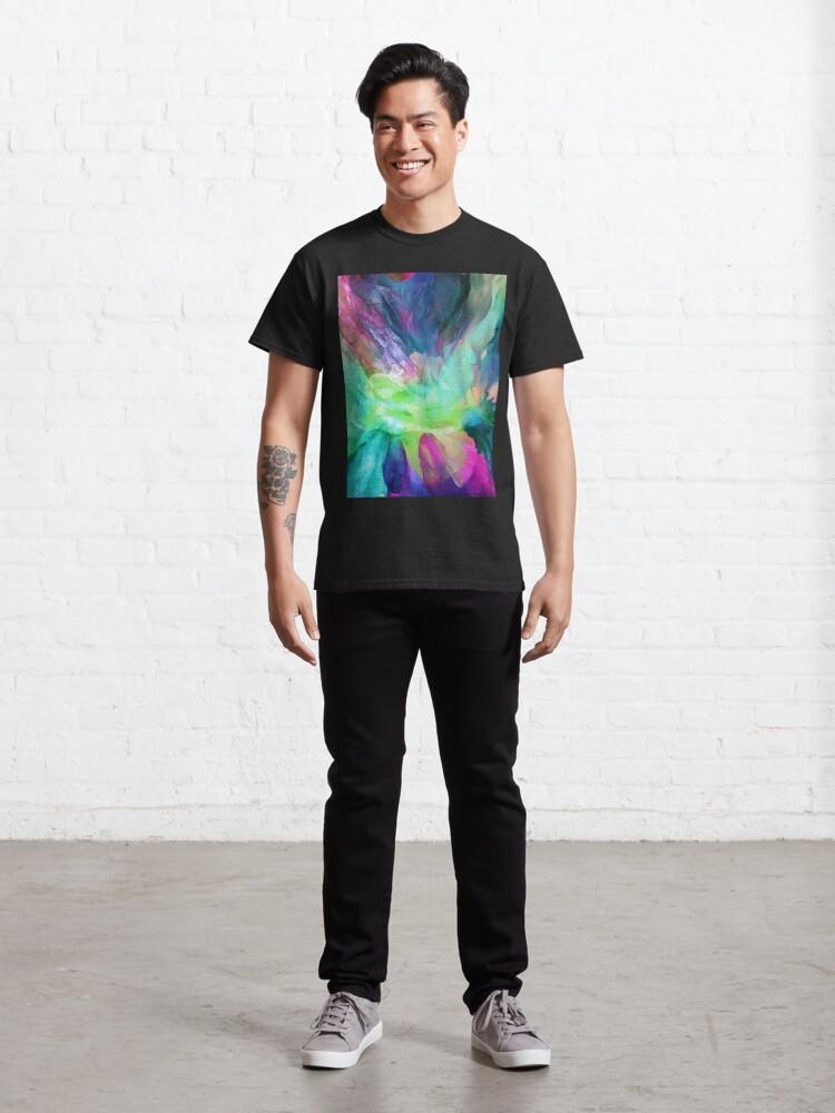 Alternate view of Eden Lotus Classic T-Shirt