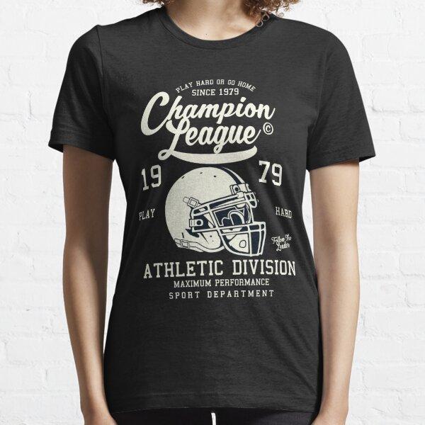 USA American Football Unisex /& Kids T-Shirt Champion League 1979
