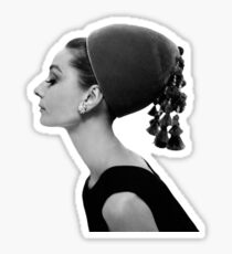 Audrey Sticker