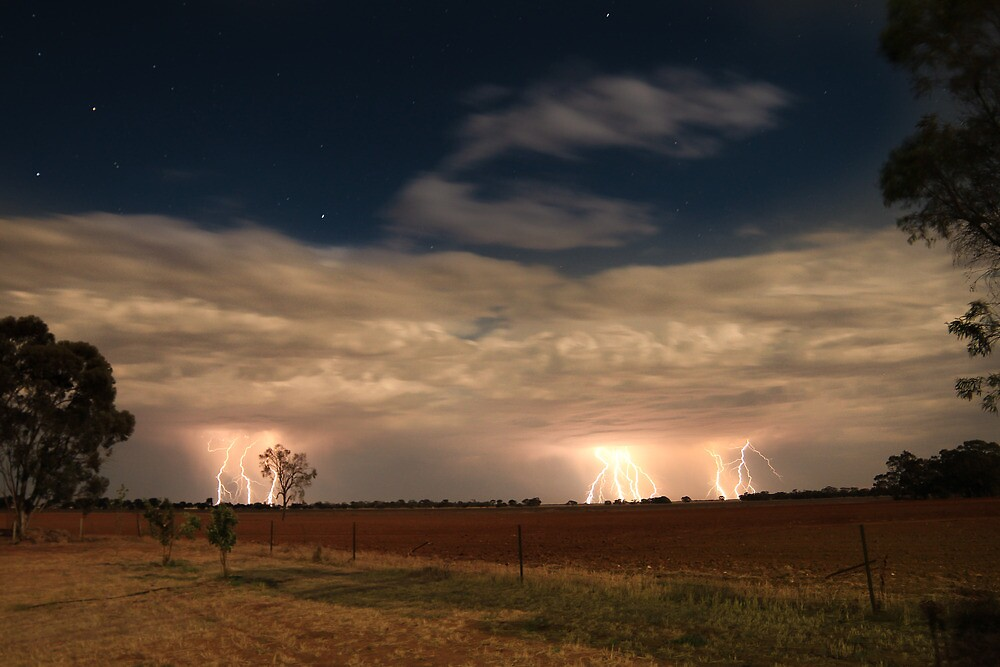 Lightning by Laura O'Dwyer
