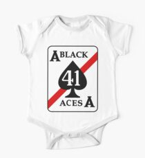 VFA-41 / VF-41 Black Aces Patch One Piece - Short Sleeve