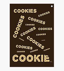 Cookies! Photographic Print