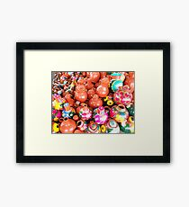 ©MS Uruapan Crafts III Framed Print