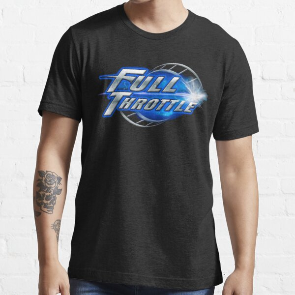 Full Throttle Six Flags Magic Mountain Essential T-Shirt