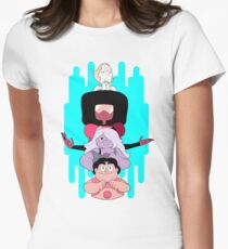 The Crystal Gems Tailliertes T-Shirt