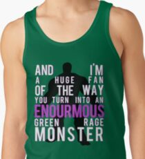 I'm Always Angry Tank Top