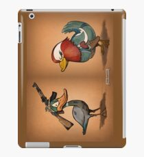 Duck Hunters iPad Case/Skin