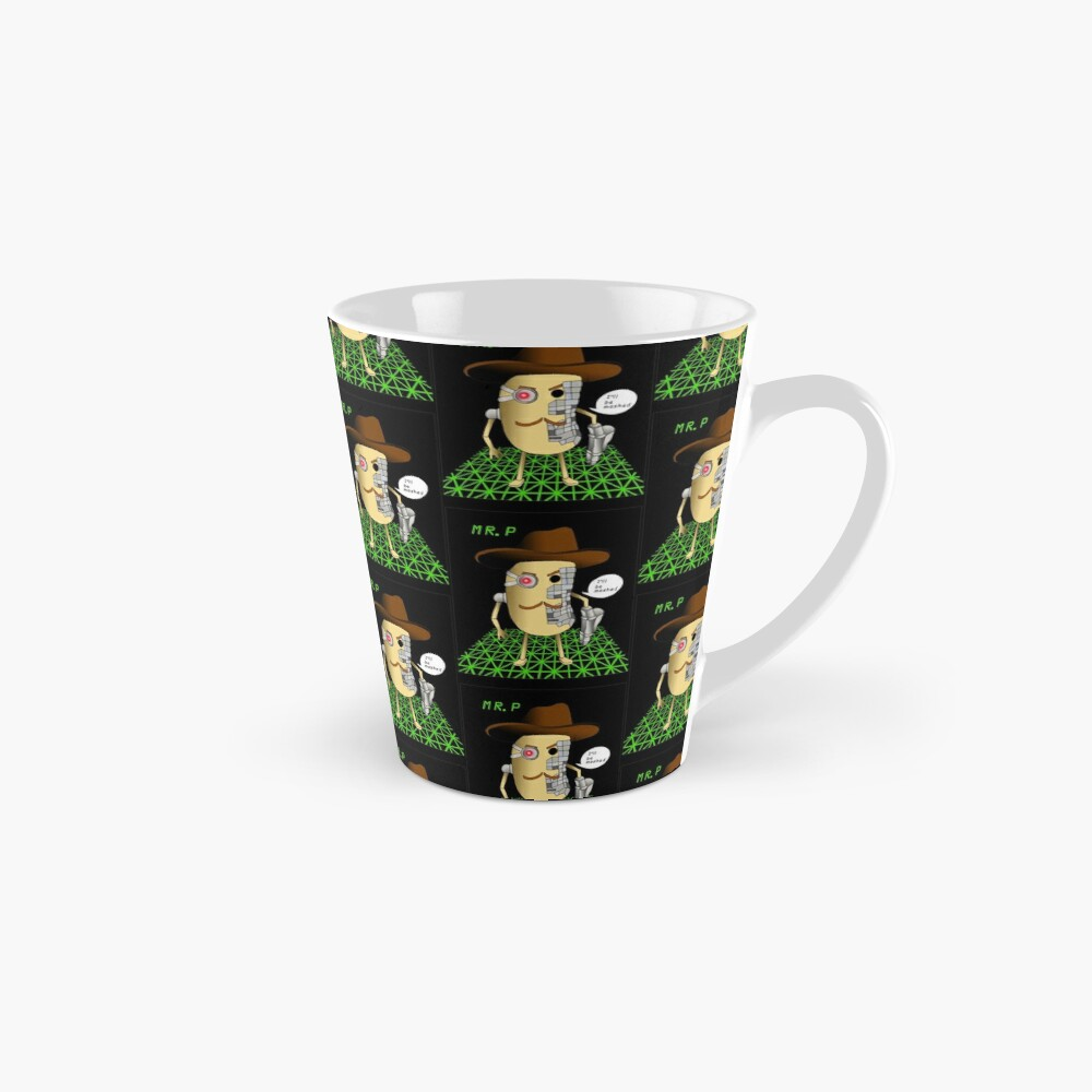 Roblox Mugs Redbubble Mr P Piggy Roblox Funny Gift Mug By Freedomcrew Redbubble
