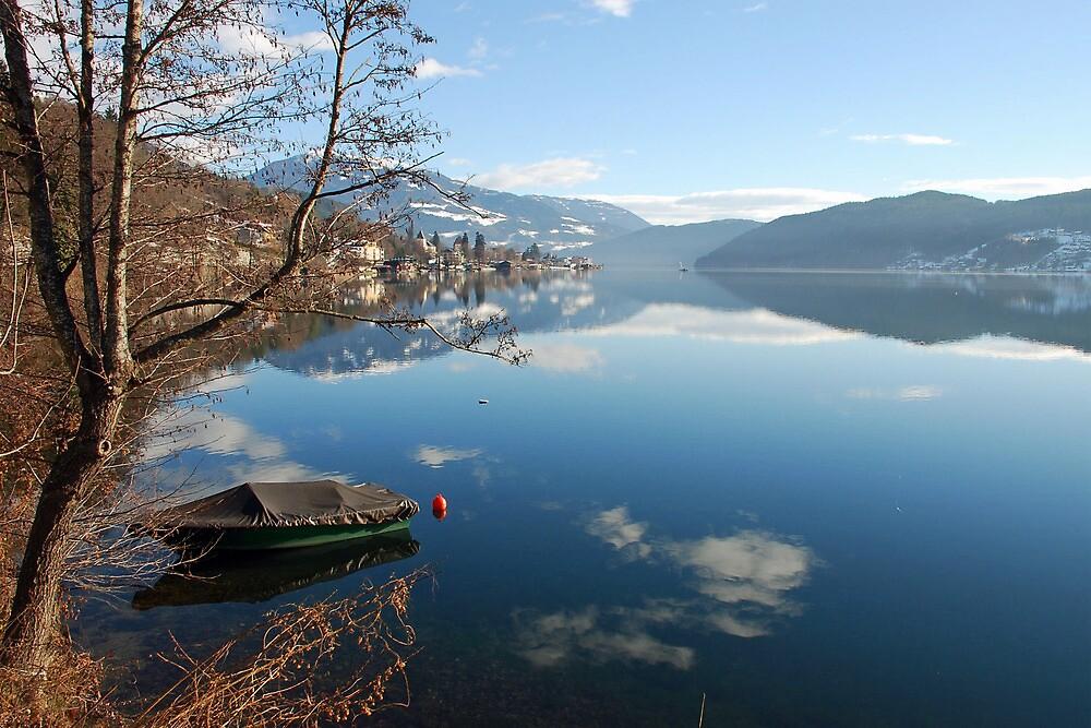 Millstattersee - Austria by Arie Koene