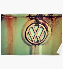The incomparable VW...Thing Poster