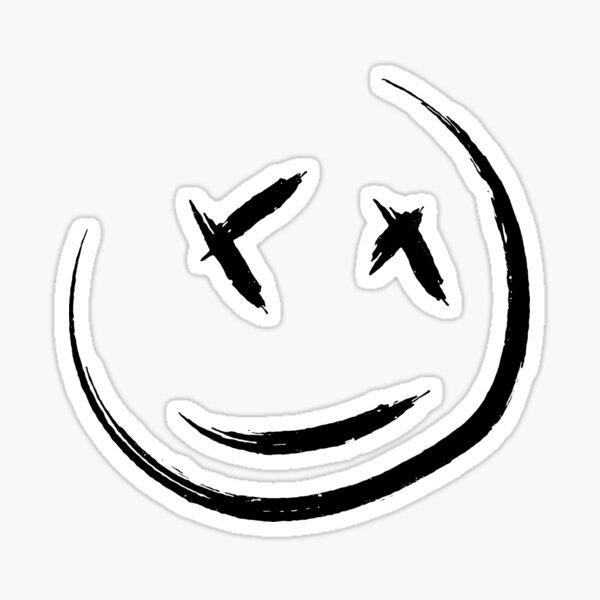 """""""SMILE ALWAYS"""" Sticker"""
