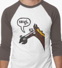 Horse top Men's Baseball ¾ T-Shirt