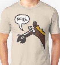 Horse top Unisex T-Shirt