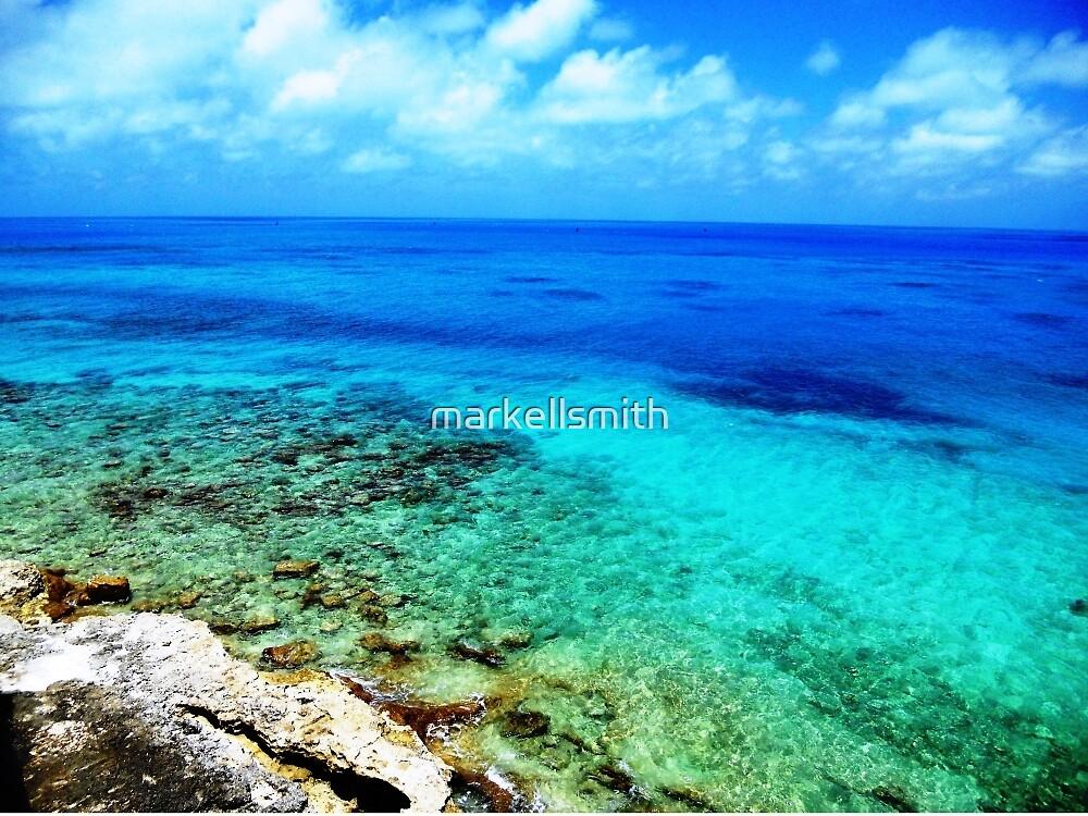 The Bay of Bermuda by markellsmith