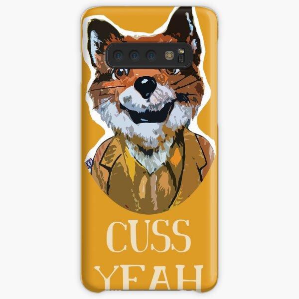 Cuss Yeah - MR FOX Samsung Galaxy Snap Case