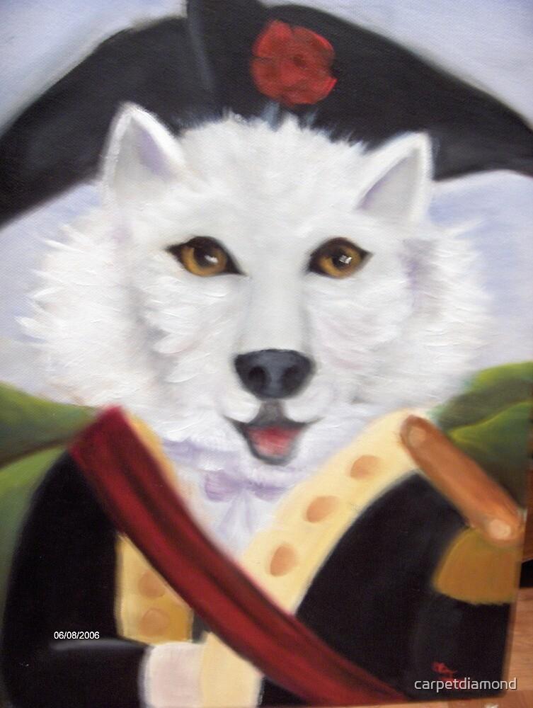 General Woof by carpetdiamond