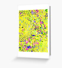 Air of Color Greeting Card