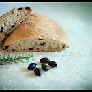 Olive Rosemary Bread by AlexDexterEvas